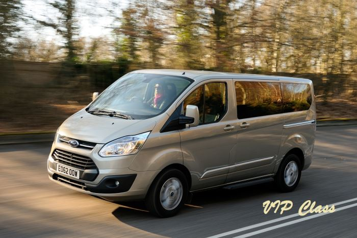 FORD TOURNEO 7+1 2016 Image